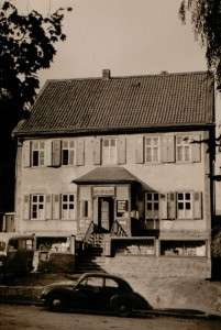 Edeka Heumann 1953